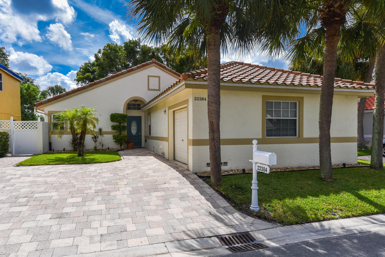 Home for sale in Paraiso Boca Raton Florida