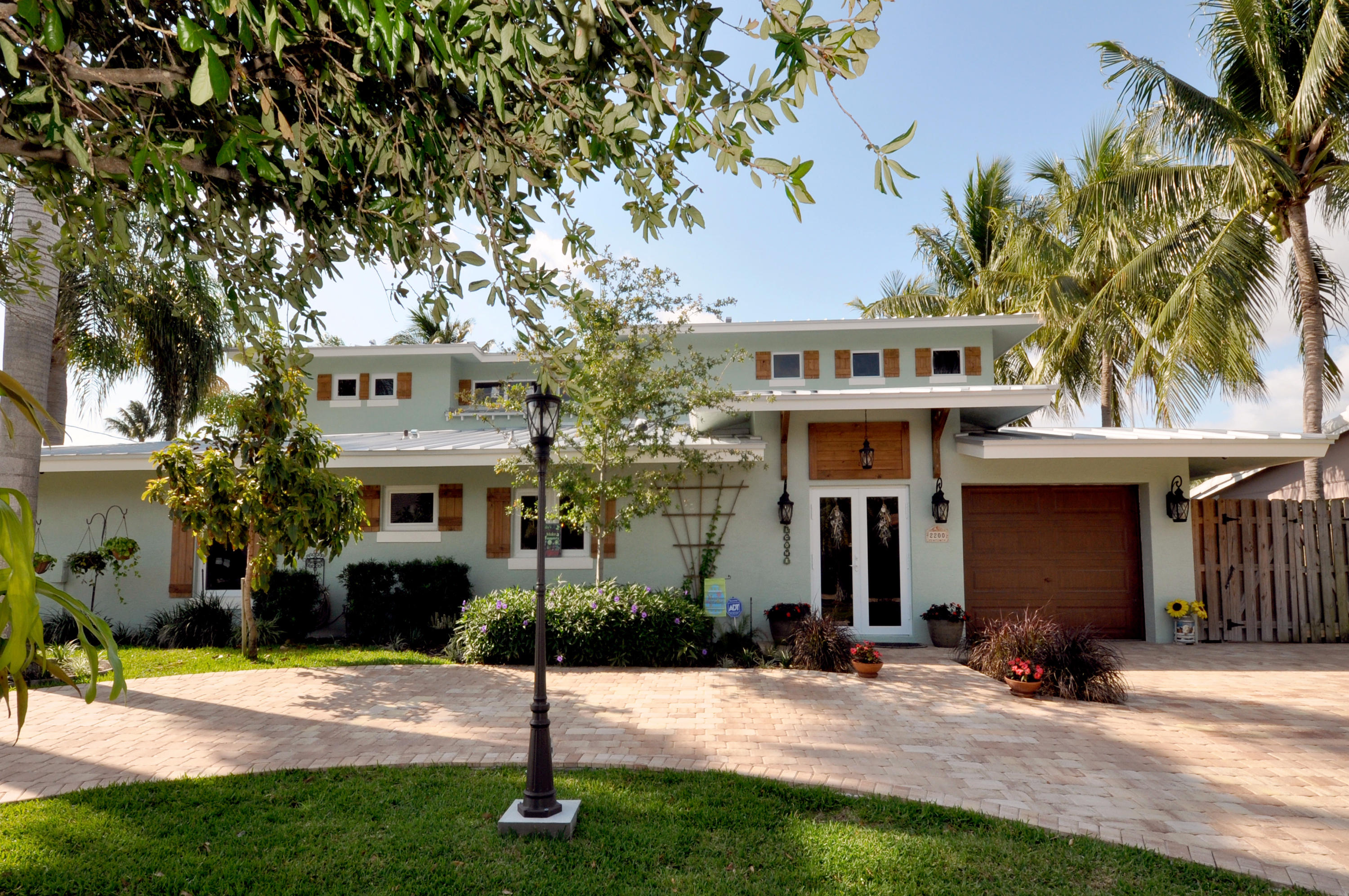 Home for sale in CORAL KEY VILLAS 1ST SEC Lighthouse Point Florida