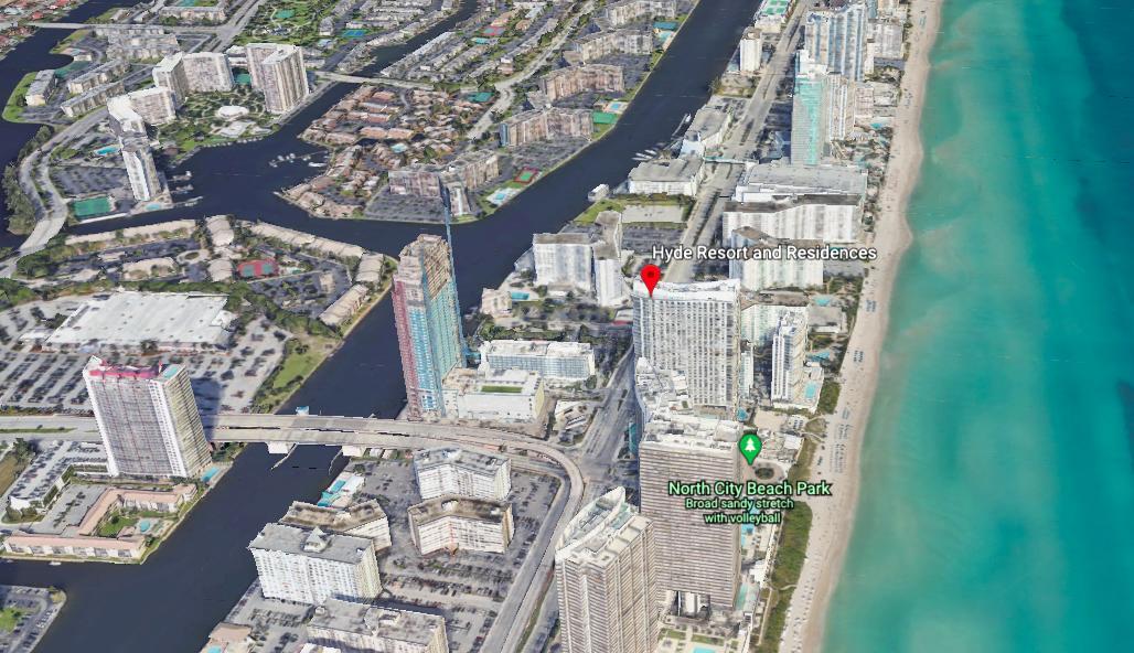 4111 S Ocean Drive 3208 Hollywood, FL 33019