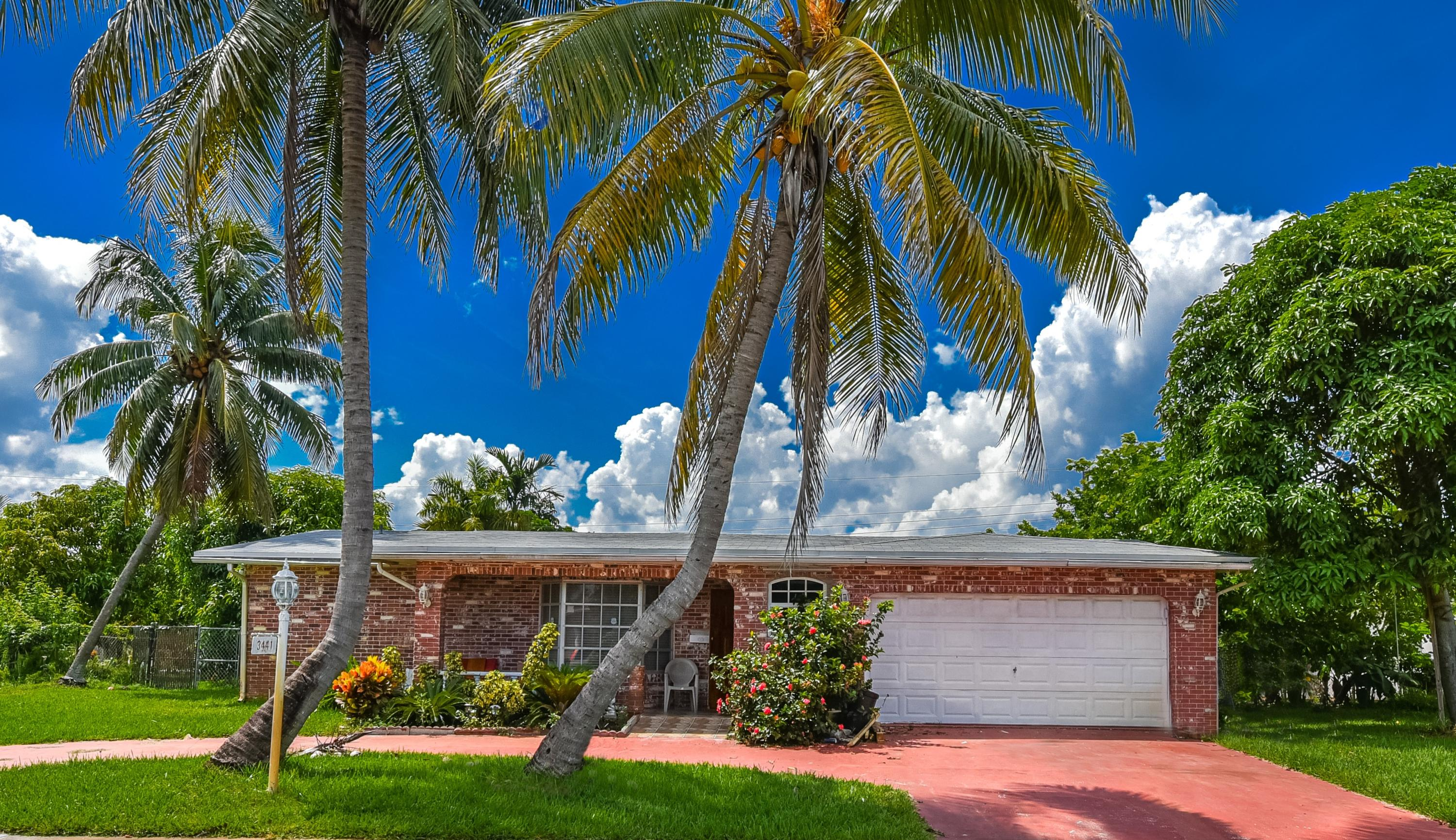 Home for sale in Oriole Estates Lauderdale Lakes Florida