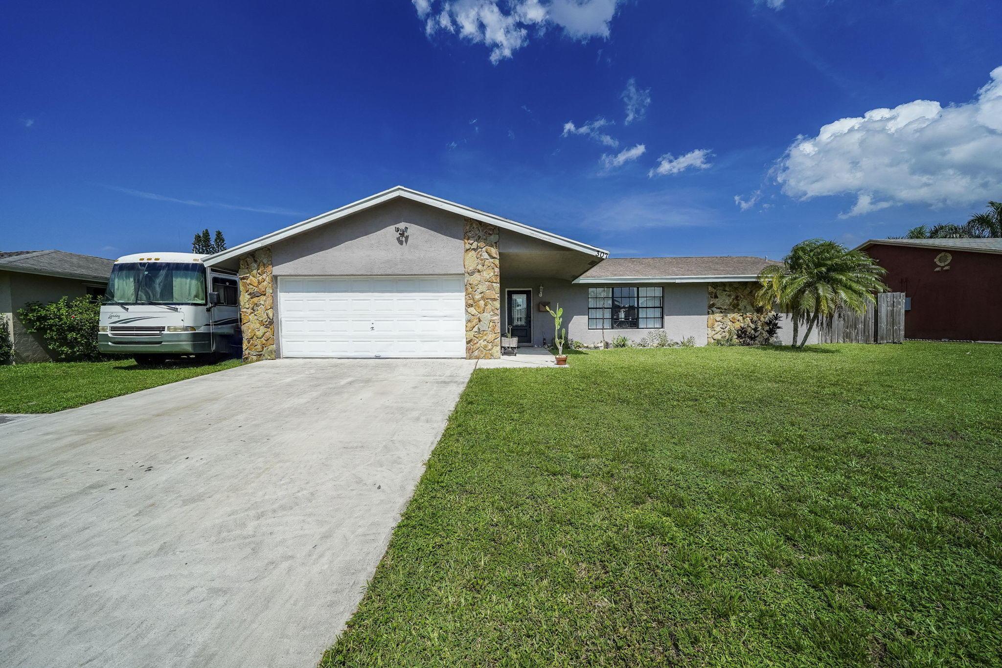 307 Las Palmas Street Royal Palm Beach, FL 33411