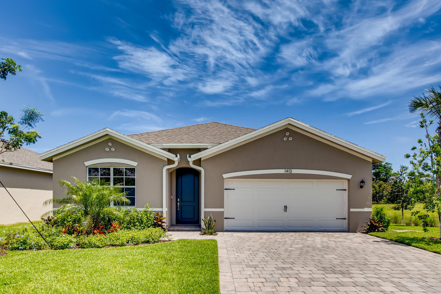 Photo of 1413 NE White Pine Terrace, Ocean Breeze, FL 34957