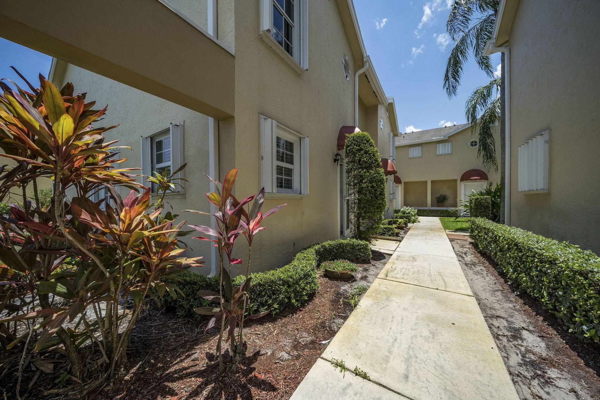Home for sale in Waterside Village Hypoluxo Florida