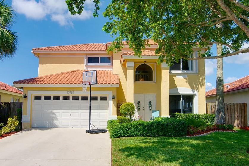 Home for sale in Hidden Lakes Boca Raton Florida