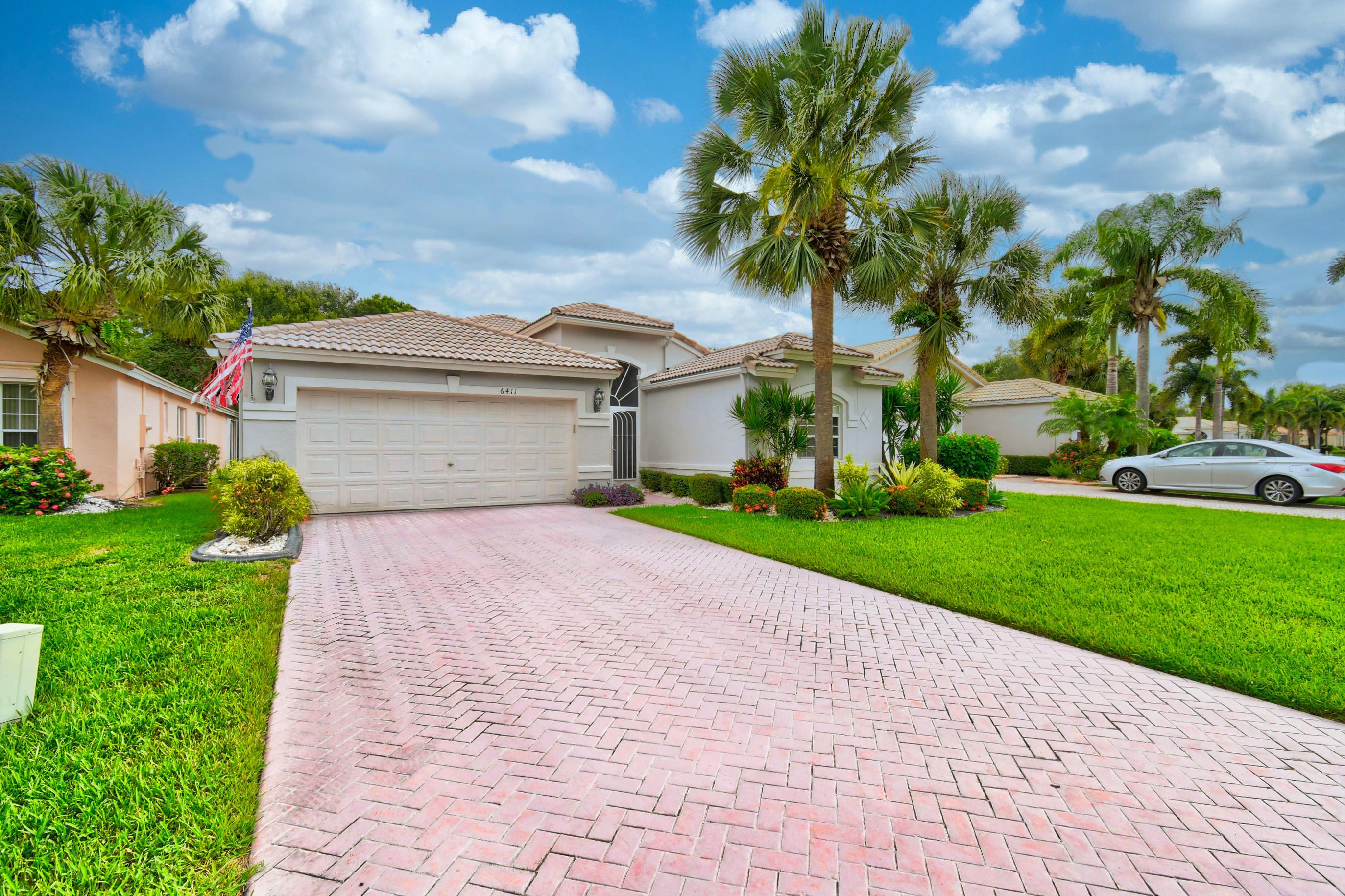 Home for sale in Coral Lakes  Regency Cove Boynton Beach Florida