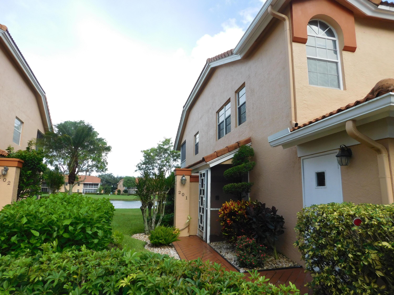 Home for sale in PALM ISLES I, II AND III CONDOS Boynton Beach Florida