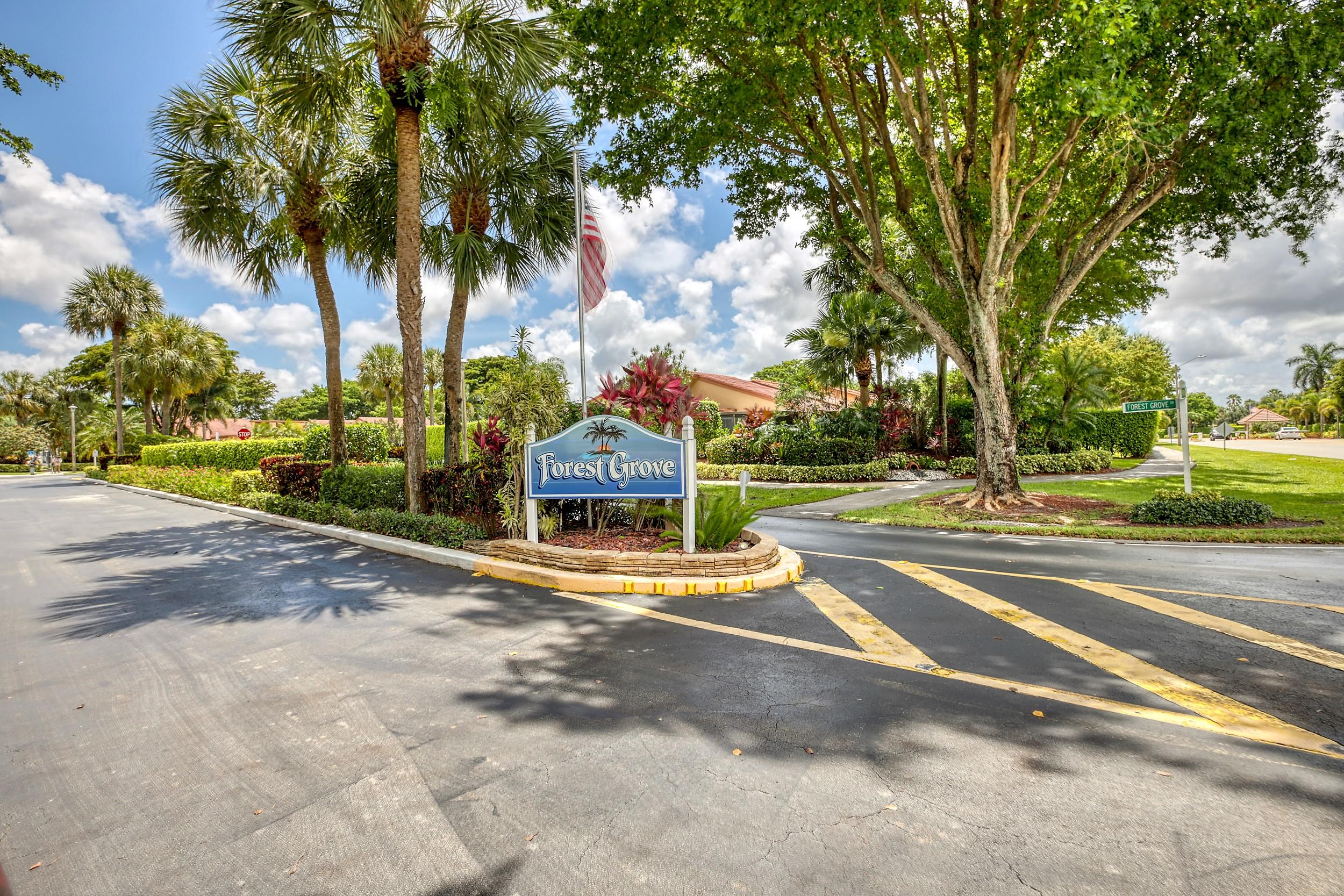 5944 Forest Grove Drive 4 Boynton Beach, FL 33437 photo 29