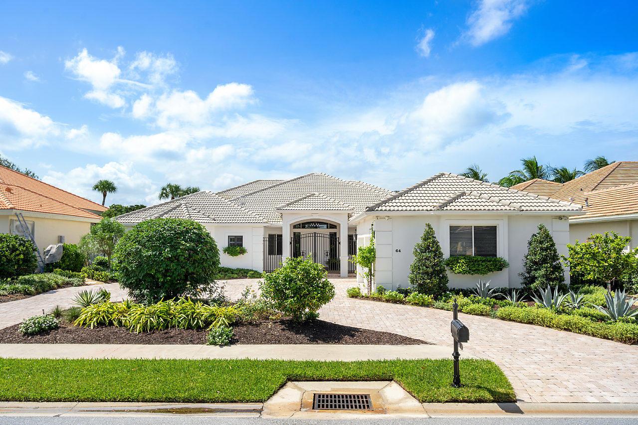 Photo of 64 St James Drive, Palm Beach Gardens, FL 33418