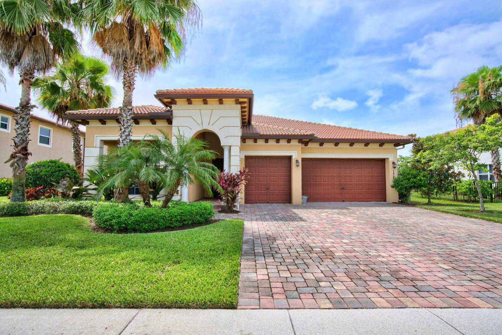 172  Manor Circle, Jupiter in Palm Beach County, FL 33458 Home for Sale