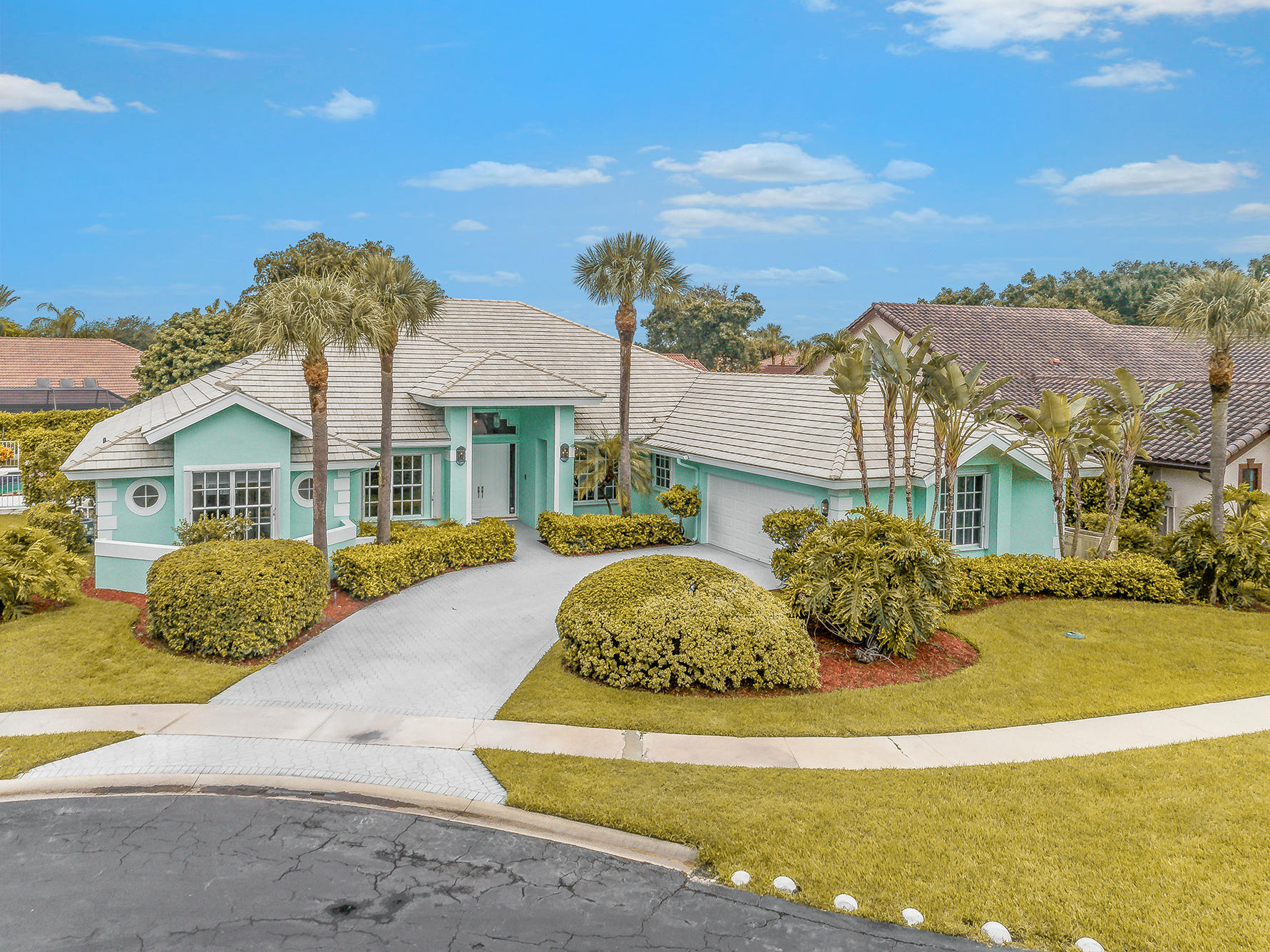 Home for sale in POLO WEST ESTATES - GREENVIEW COVE OF WELLINGTON Wellington Florida