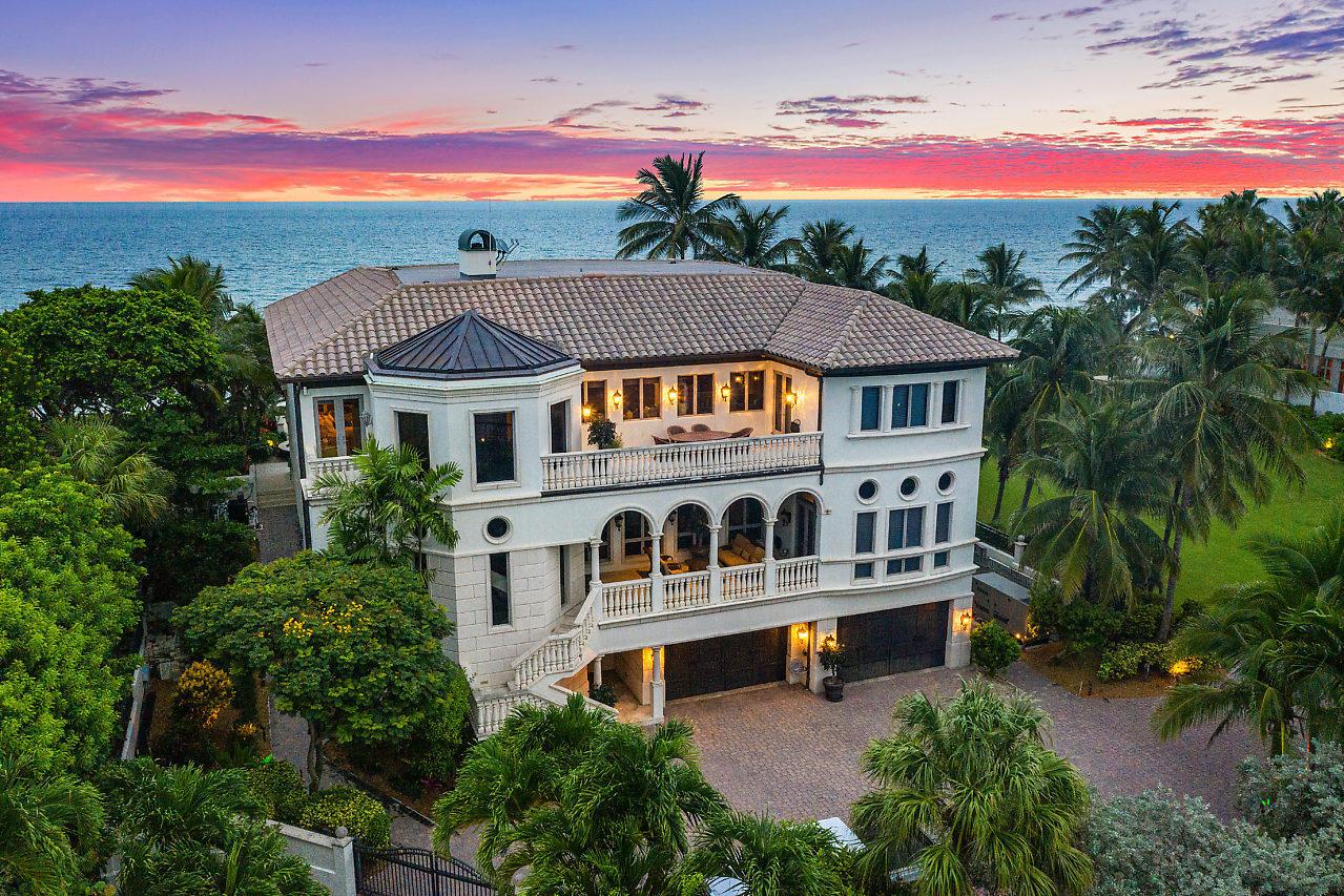 977 Hillsboro Mile, Hillsboro Beach, Florida 33062, 10 Bedrooms Bedrooms, ,10.1 BathroomsBathrooms,Single family detached,For sale,Hillsboro Mile,RX-10643254