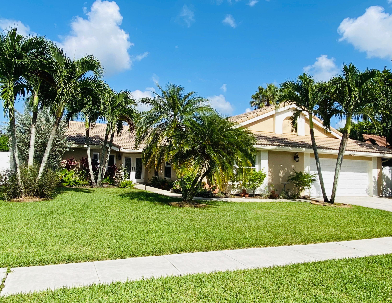 Home for sale in ISLAND LAKES SEC 1 2 Boca Raton Florida