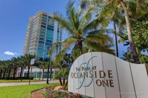1 N Ocean Boulevard 1209 For Sale 10643309, FL