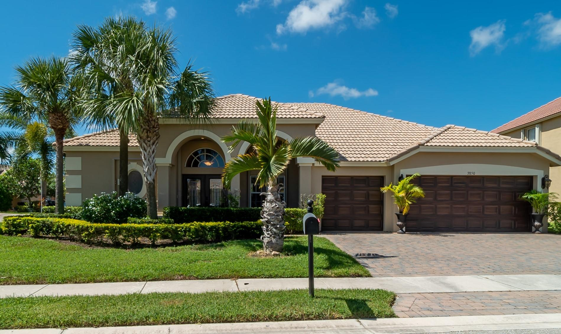 Home for sale in HAMILTON BAY SECTION 2 West Palm Beach Florida