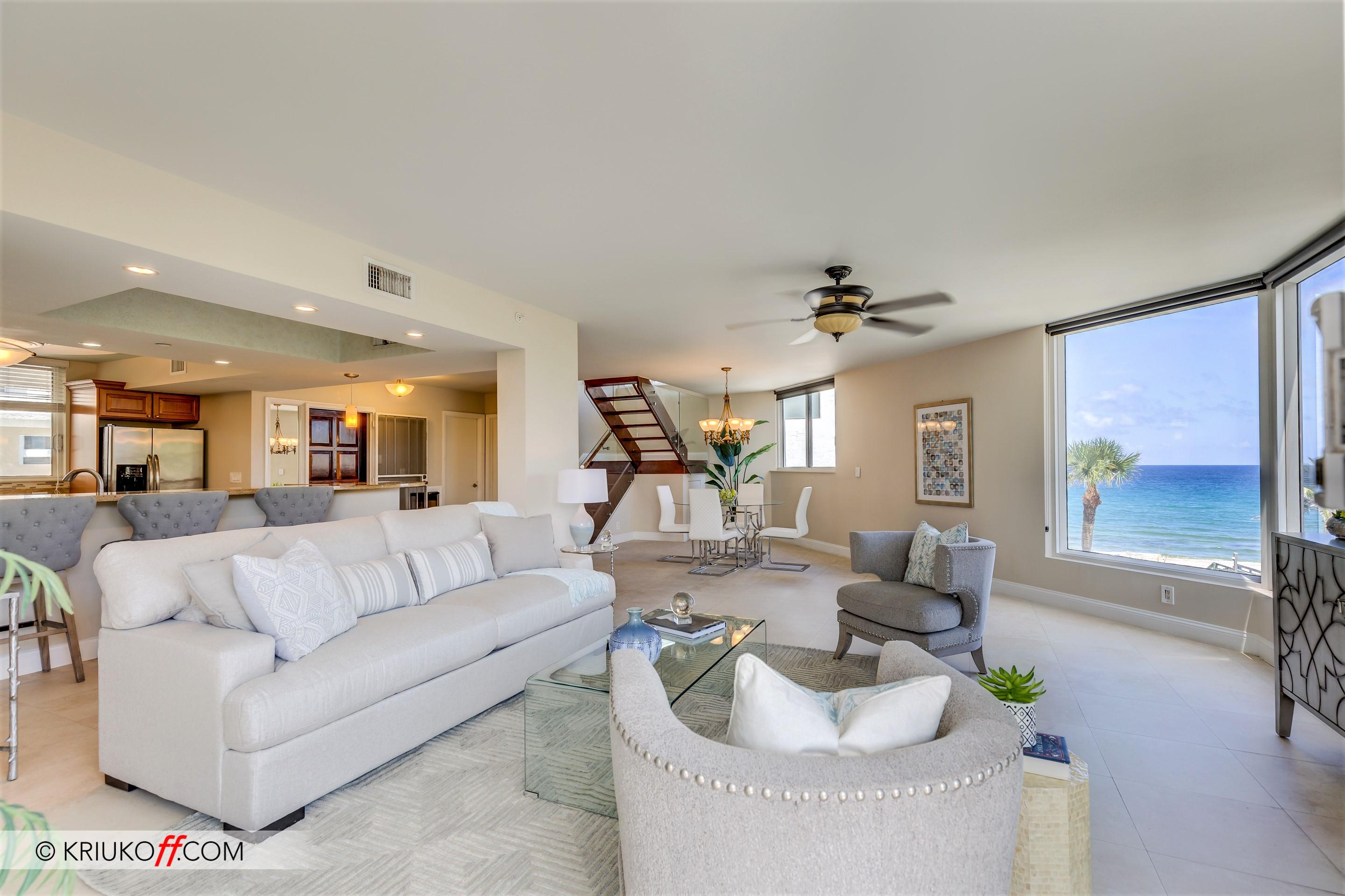 Home for sale in TOWNHOUSES OF HIGHLAND BEACH Highland Beach Florida