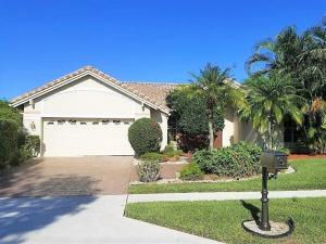 Country Club Membership Mandatory. This 3-bedroom, 3.5-bathroom, 2 car garage one story single family detached home with screened enclosed pool and paved deck. New roof in 2019.  Located in the beautiful gated community of Aberdeen/Dorchester Estates in West Boynton Beach. Enjoy an amazing lake view from your screened enclosed pool and paved deck. Great location, close to Florida Turnpike, schools, shopping and fine dining. Open concept floor plan, living room, formal dining room and family room, tile through-out the living area, carpet and laminate in bedrooms, plenty of windows that allow all the natural light in. Kitchen is open to Family room and has ample cabinet and countertop space and pantry that a breakfast bar overlooking the family room, great for entertaining guest and family
