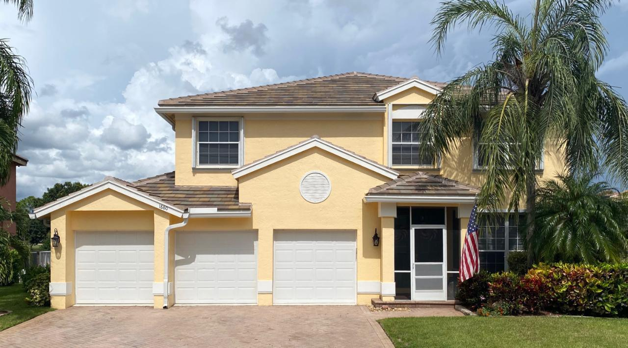 Home for sale in LAKEFIELD OF THE LANDINGS AT WELLINGTON 3B Wellington Florida