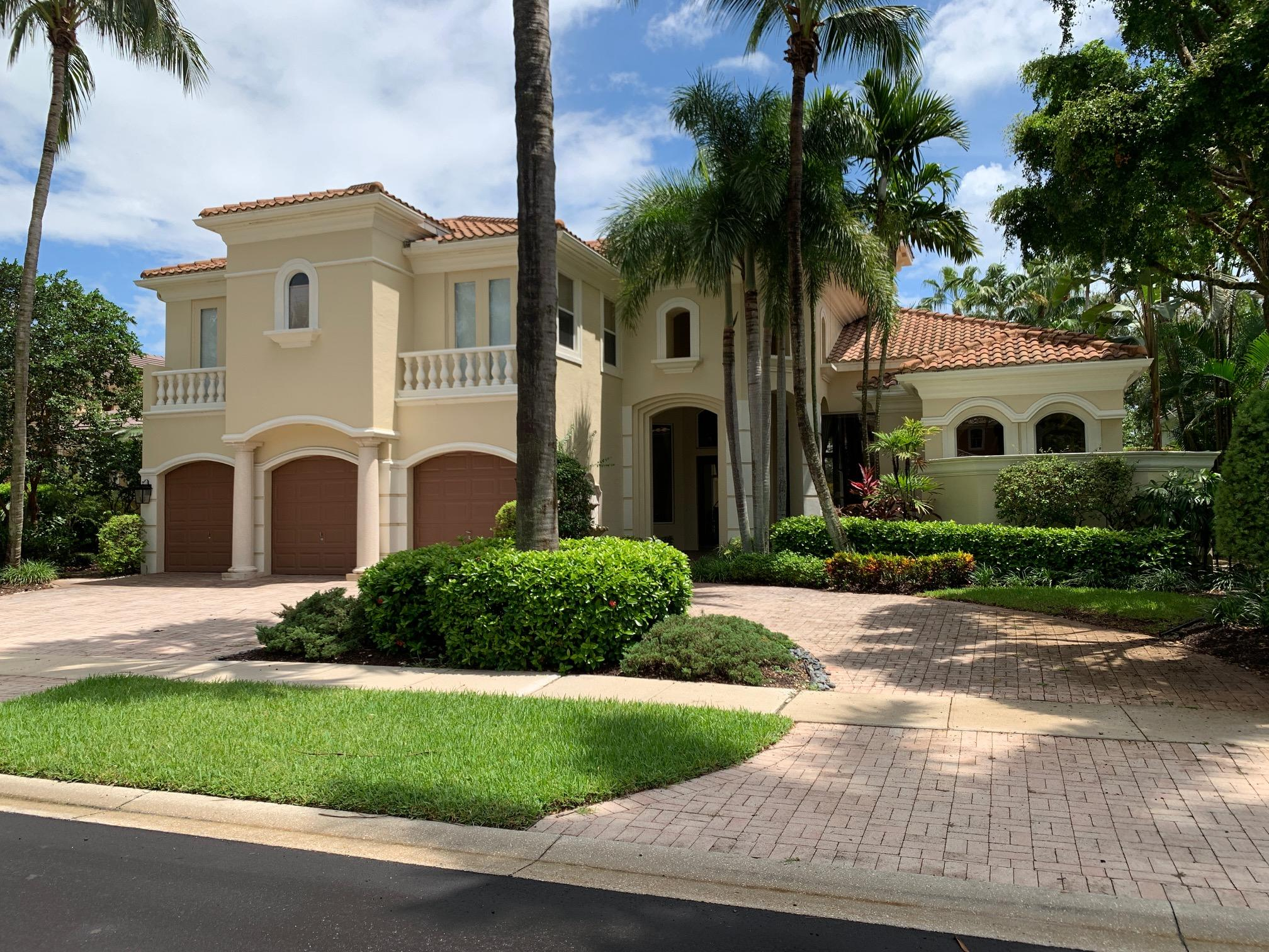 Home for sale in Addison Reserve Country Club Delray Beach Florida