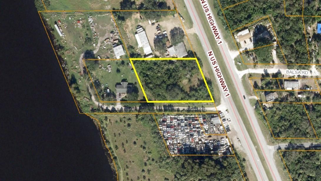 5381 Us Highway 1, Fort Pierce, Florida 34946, ,Land and Docks,For Sale,Us Highway 1,RX-10644290