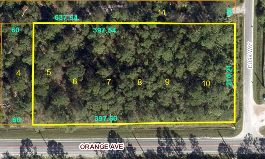 0 Orange Avenue, Fort Pierce, Florida 34945, ,Land and Docks,For Sale,Orange,RX-10644288