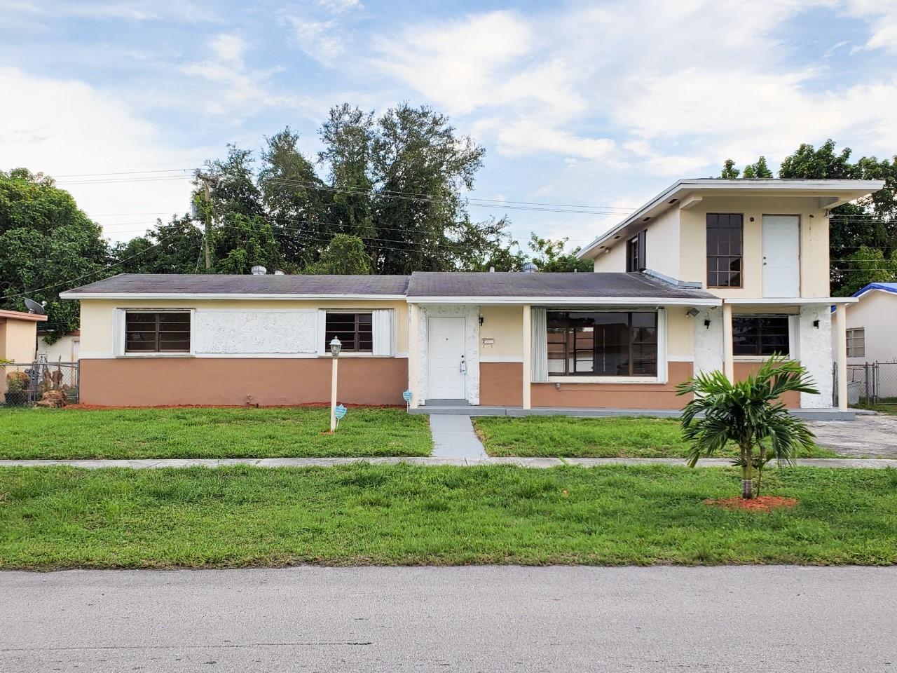 Home for sale in PALMLAND ESTATES 1ST ADDN Miami Gardens Florida