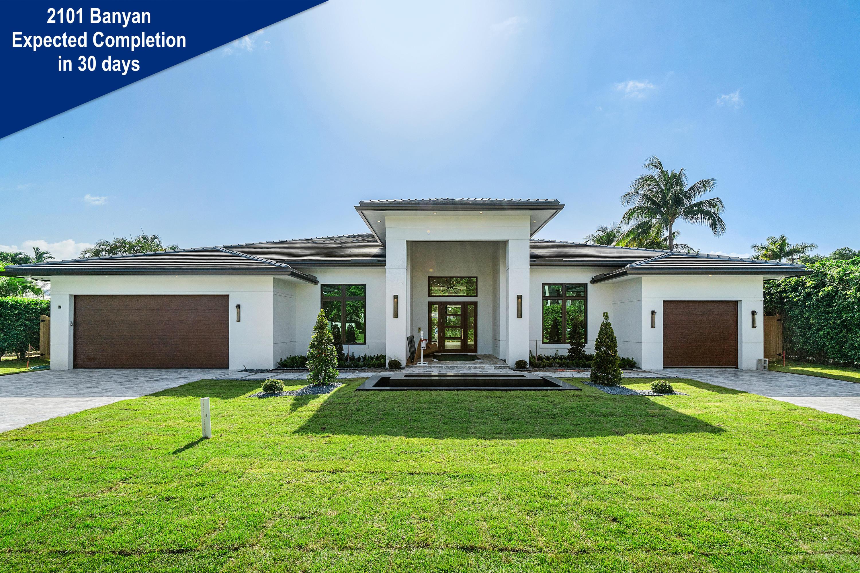 2101 Banyan Road  Boca Raton, FL 33432