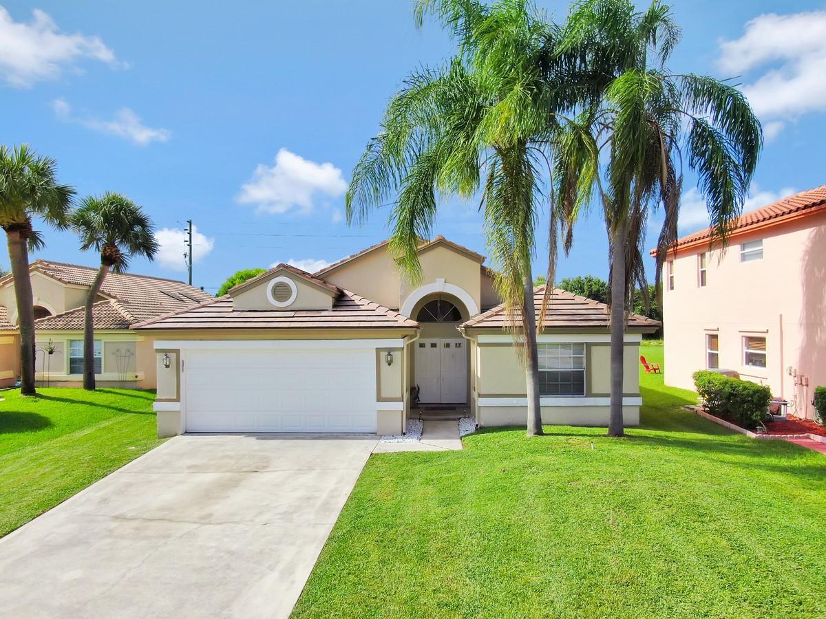 Home for sale in The Estates Boynton Beach Florida