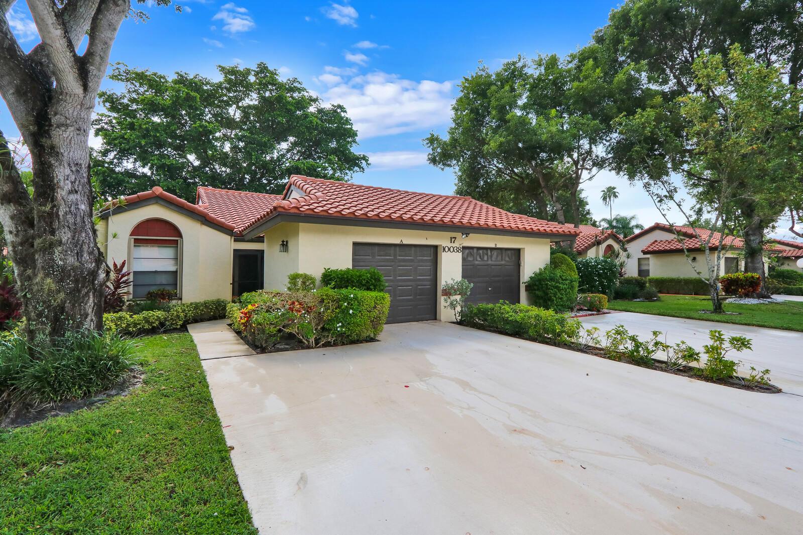 Home for sale in Palm Chase Lakes Con Boynton Beach Florida
