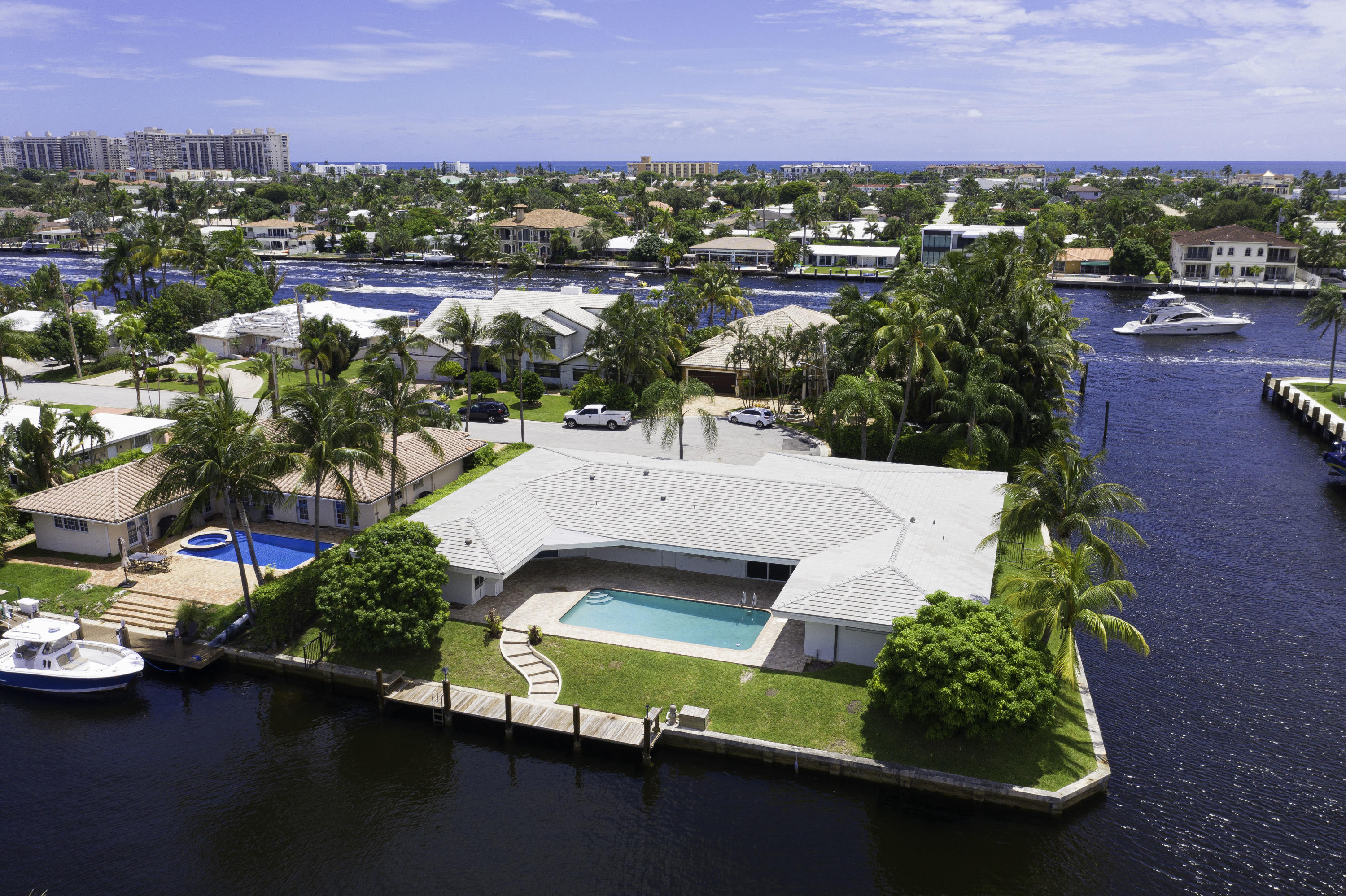 Home for sale in The Landings Fort Lauderdale Florida