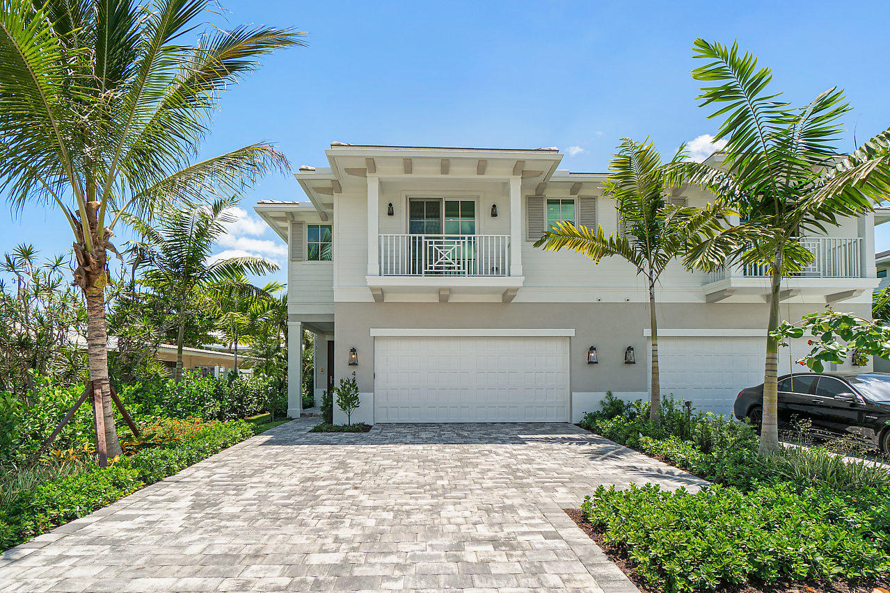 Home for sale in Oceanside Townhomes South Boca Raton Florida