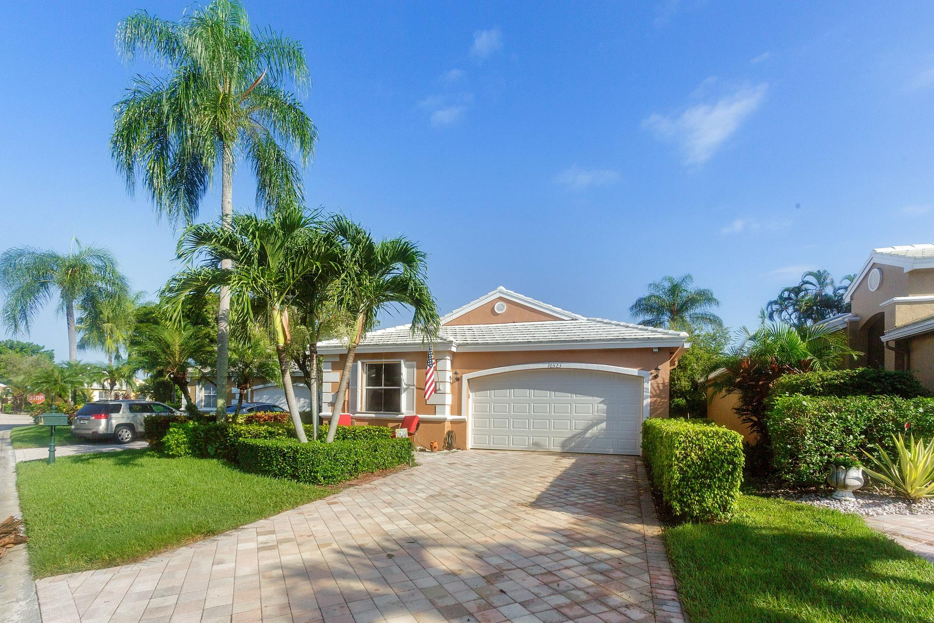 Home for sale in Wycliffe Lake Worth Florida