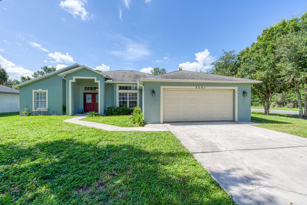 Home for sale in LAKEWOOD PARK UNIT 3 Fort Pierce Florida