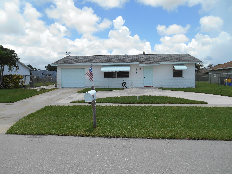 Home for sale in LE CHALET 2A Boynton Beach Florida