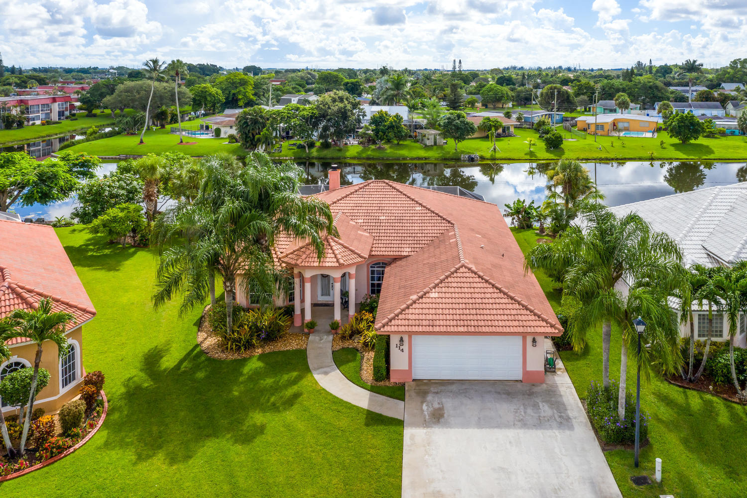 Home for sale in ESTATES OF ROYAL PALM BEACH PL 6 Royal Palm Beach Florida