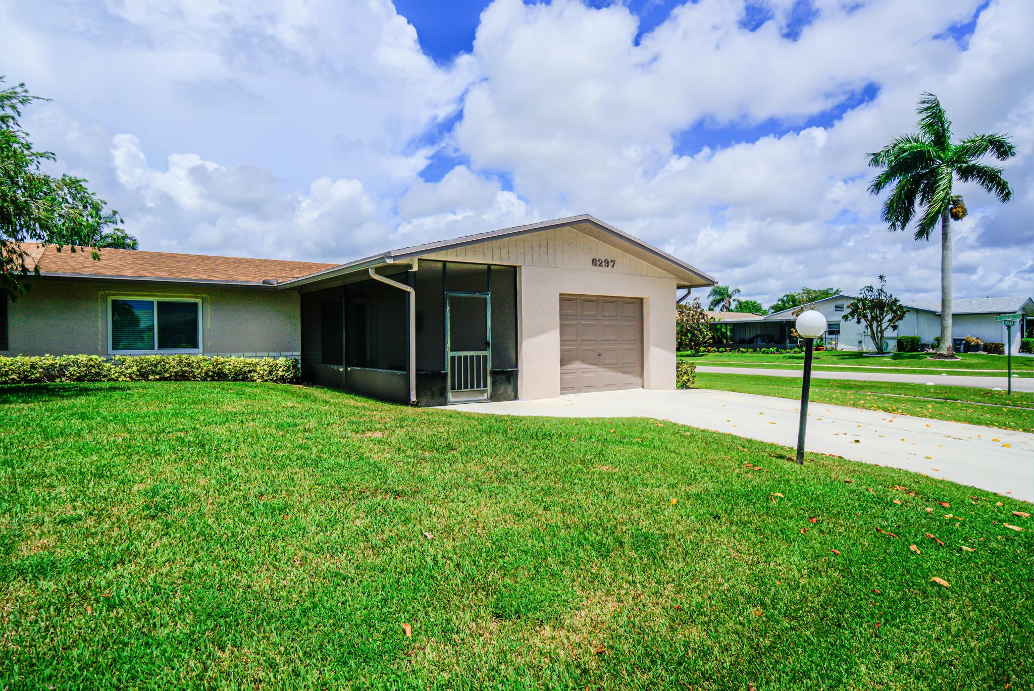 6297 Overland Drive  Delray Beach, FL 33484