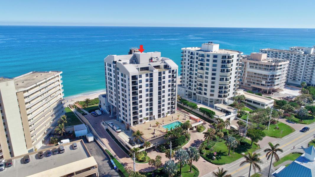 Home for sale in Oceanterrace North Highland Beach Florida