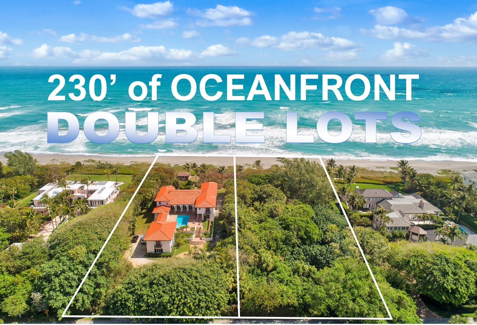 119 Beach Road, Hobe Sound, Florida 33455, ,Land/Docks,for Sale,JUPITER ISLAND,Beach,RX-10645309, , , ,for Sale