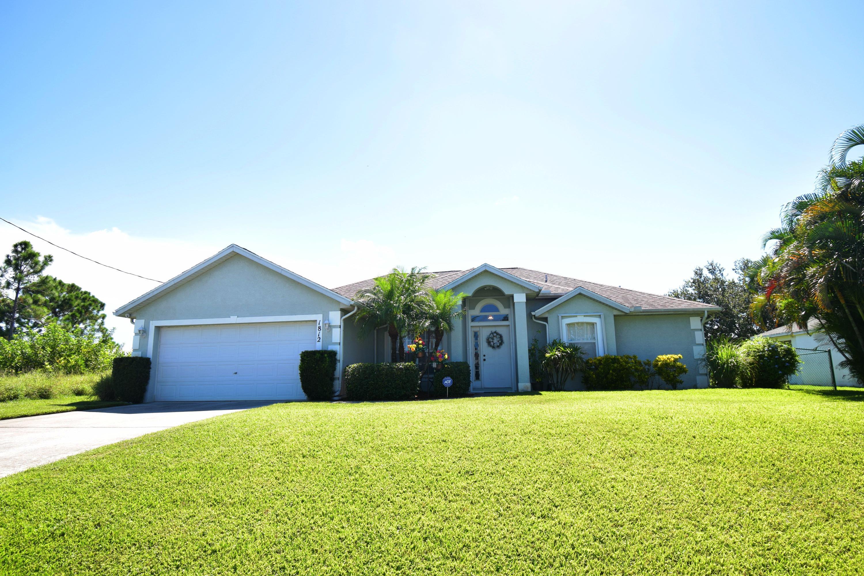 Home for sale in Psl Sec 9 Port Saint Lucie Florida