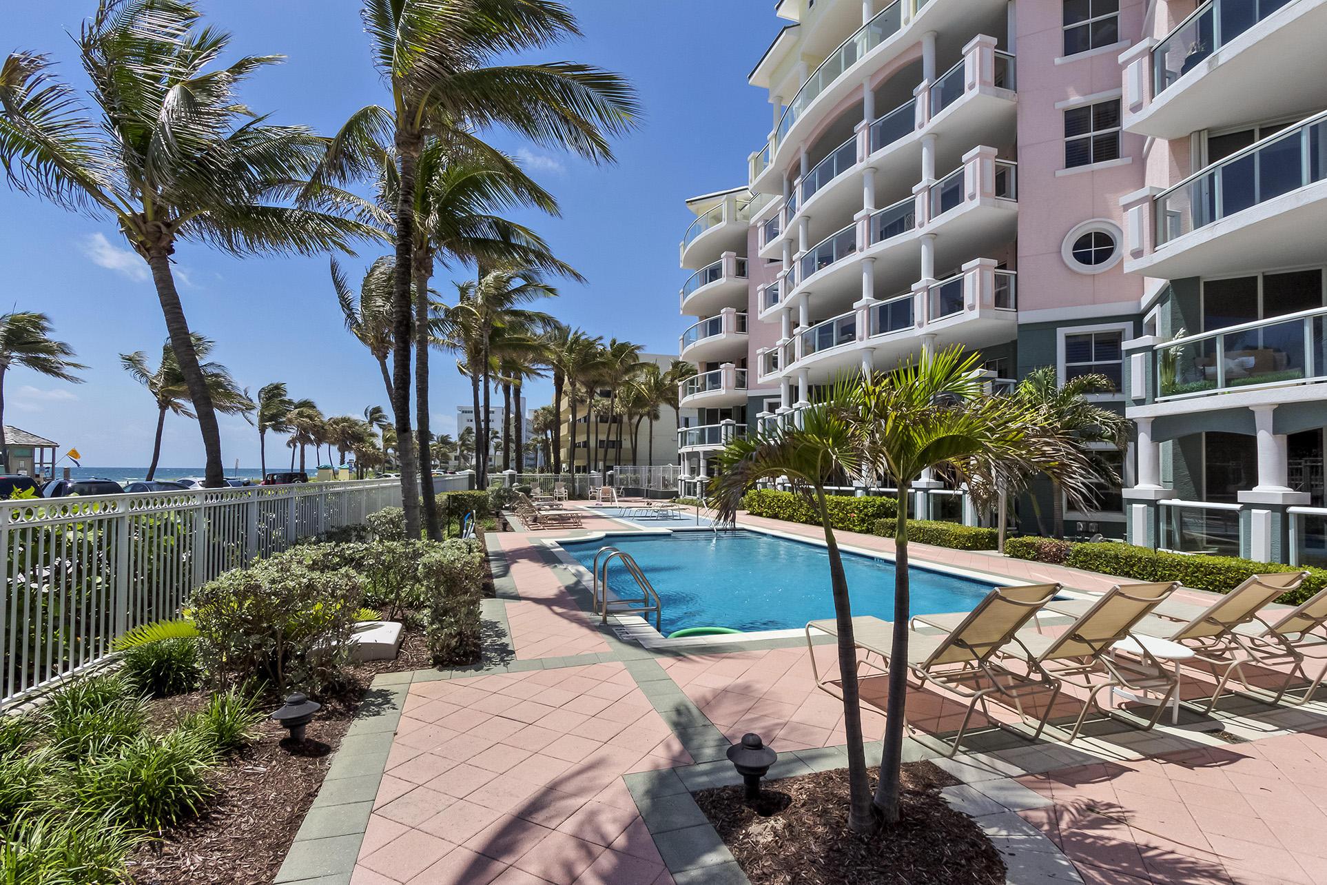 Home for sale in Ocean Plaza Deerfield Beach Florida