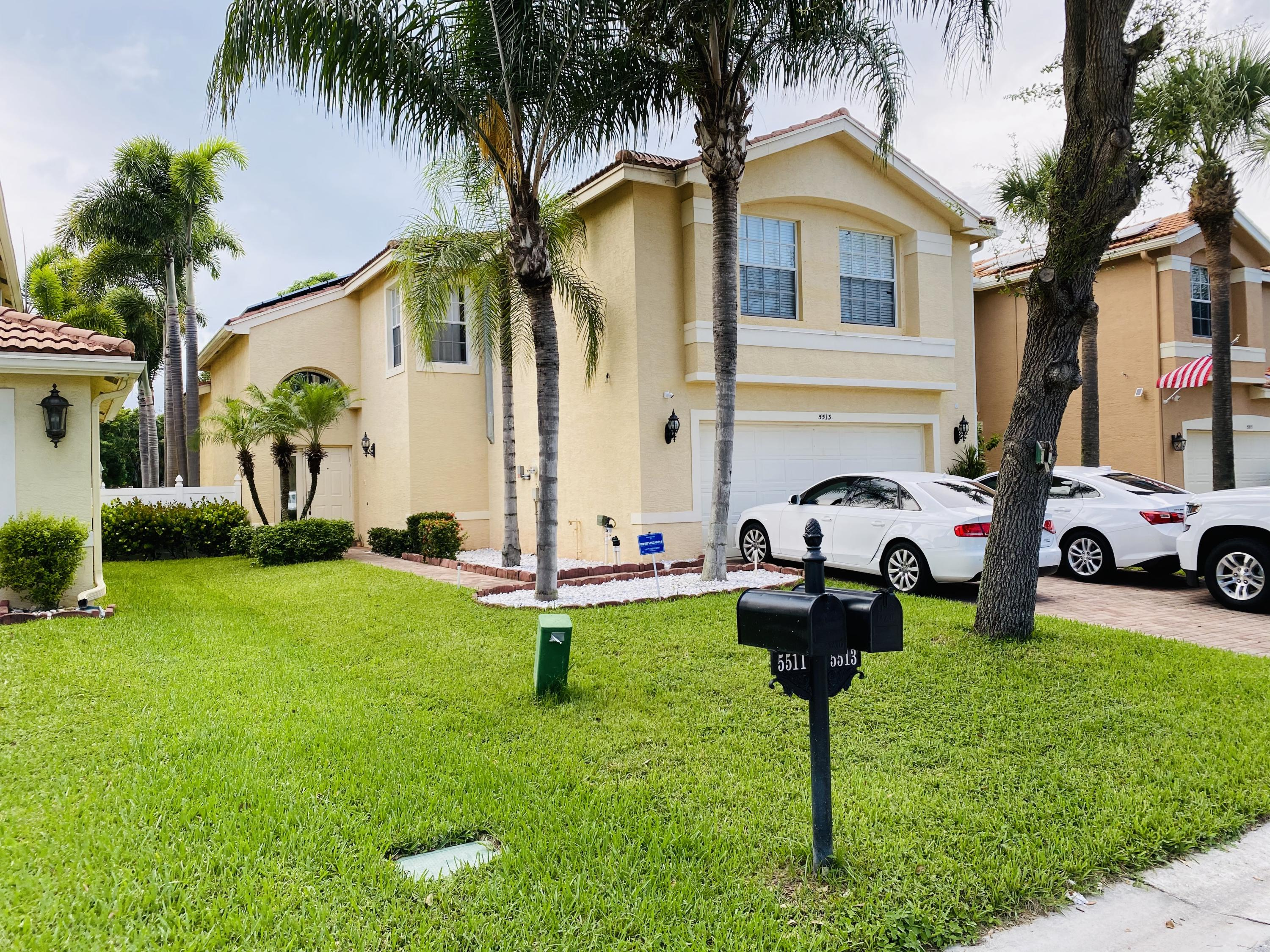 Home for sale in Nautica Isles 3 Lake Worth Florida
