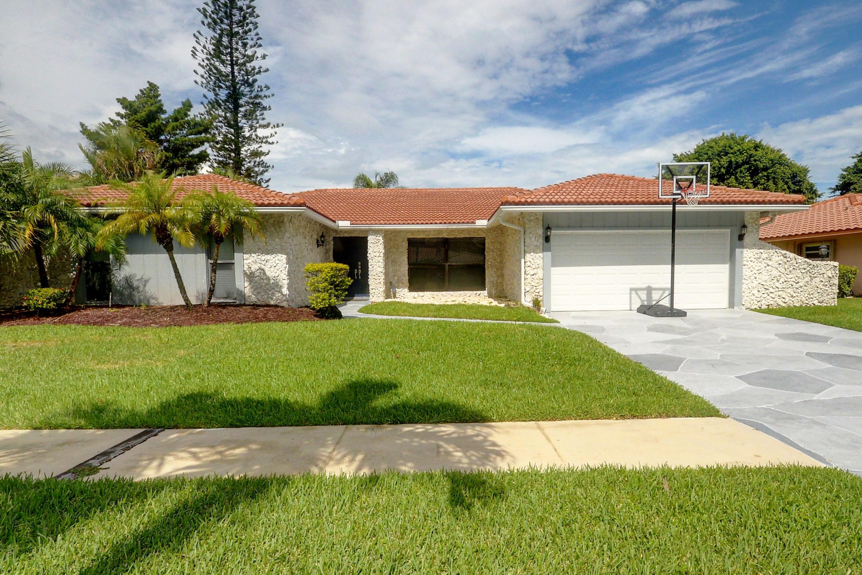 Home for sale in Boca Green Boca Raton Florida