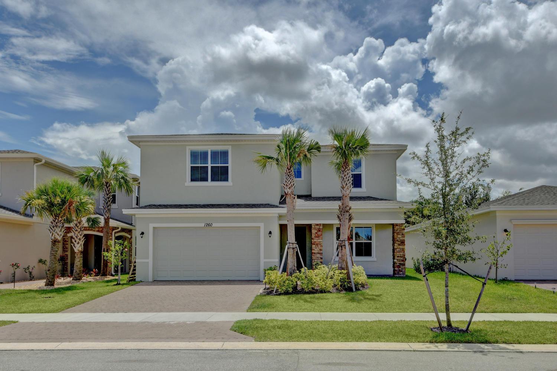 Home for sale in VIZCAYA FALLS PLAT 1 Port Saint Lucie Florida