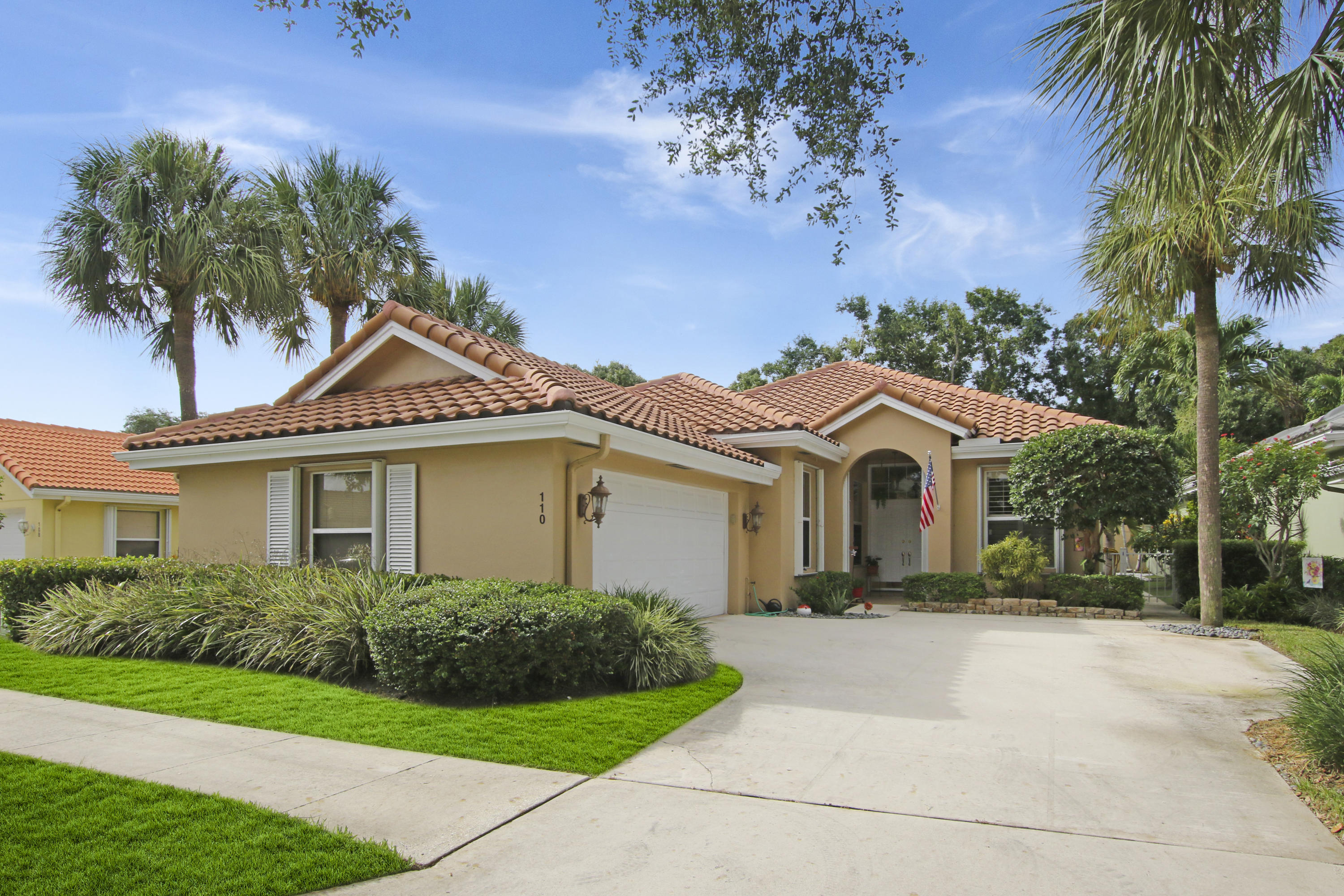 110 S Hampton Drive, Jupiter in Palm Beach County, FL 33458 Home for Sale