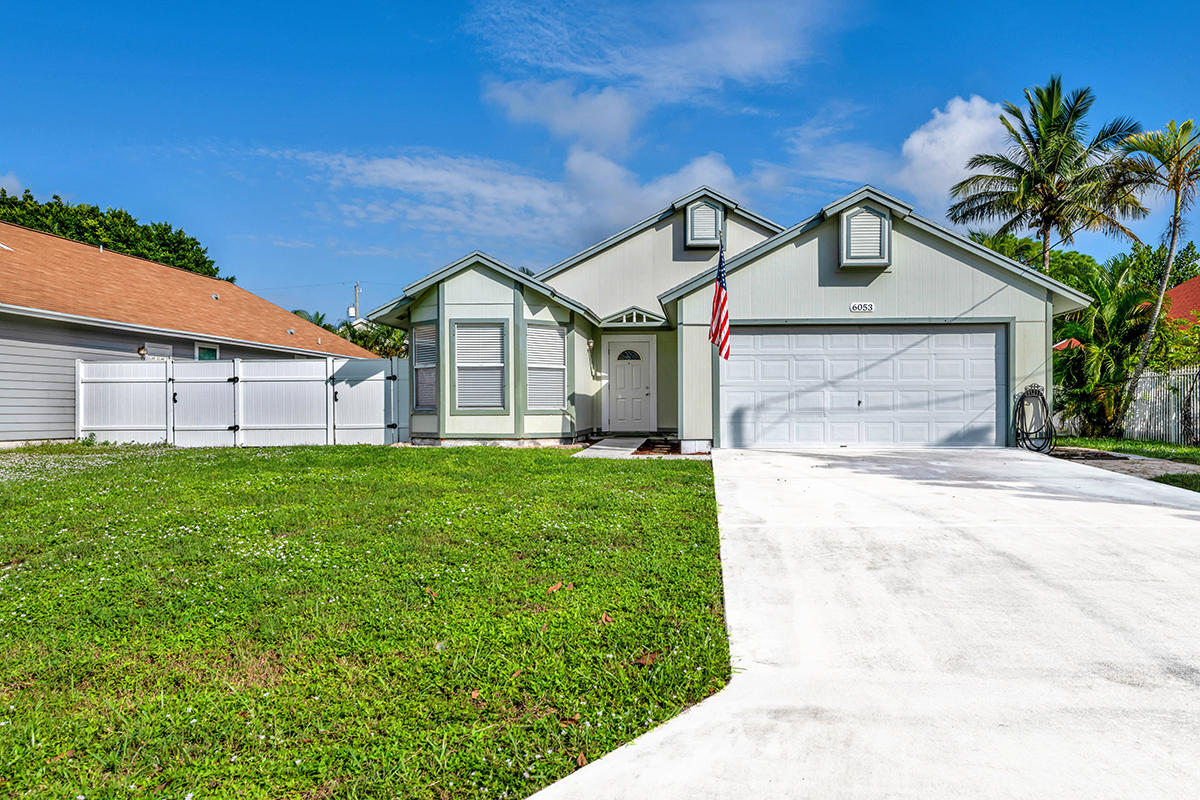 6053  Lucerne Street, Jupiter in Palm Beach County, FL 33458 Home for Sale