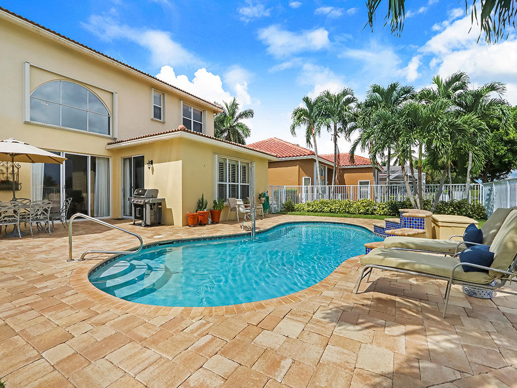 Home for sale in Bay Hill Village Lake Worth Florida
