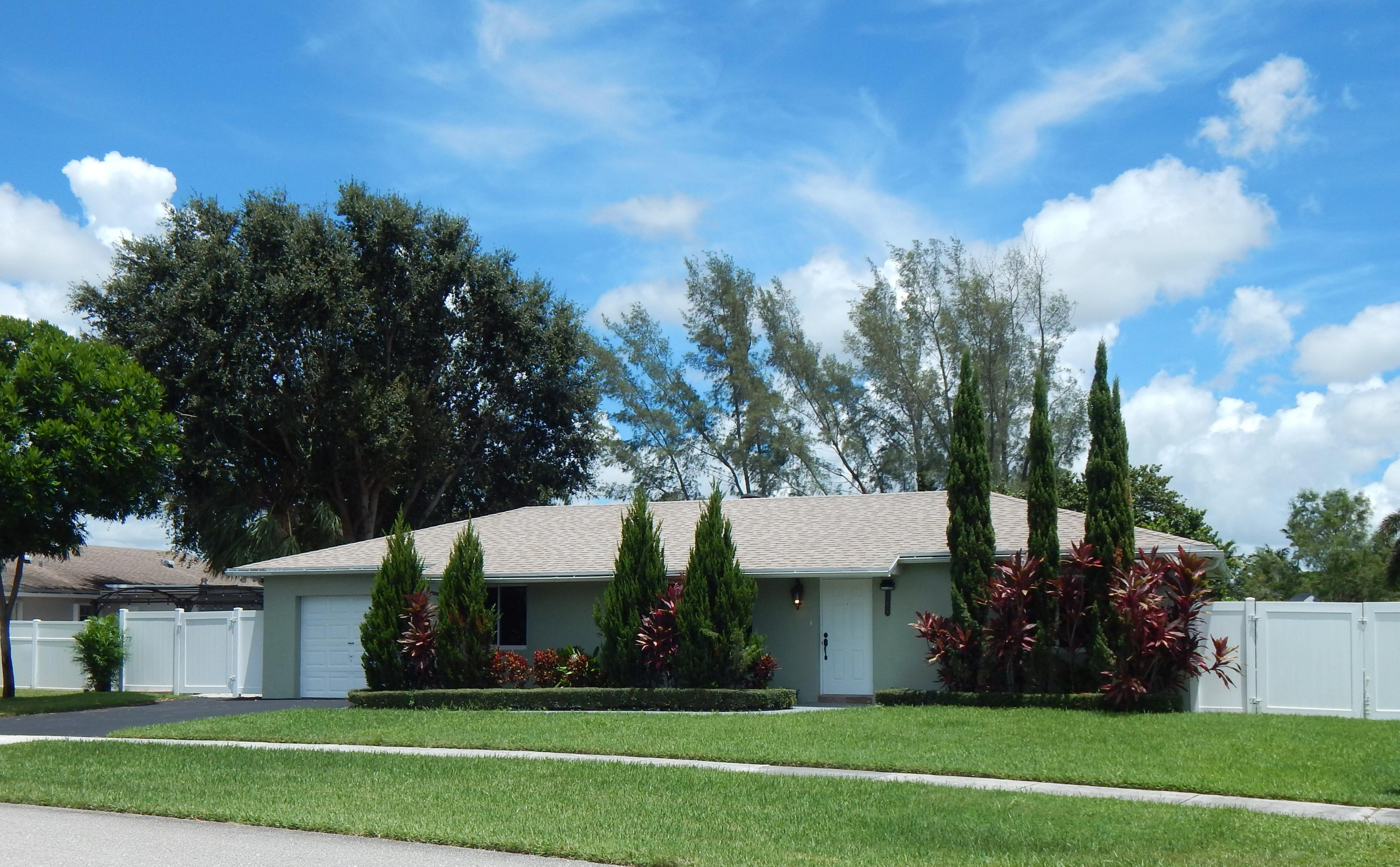 Home for sale in Southwind Lakes American Homes Boca Raton Florida