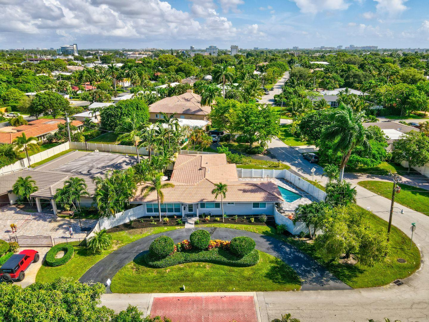 Home for sale in CORAL RIDGE GALT ADD 1 Fort Lauderdale Florida