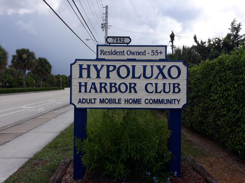 Home for sale in Hypoluxo Harbor Club Hypoluxo Florida