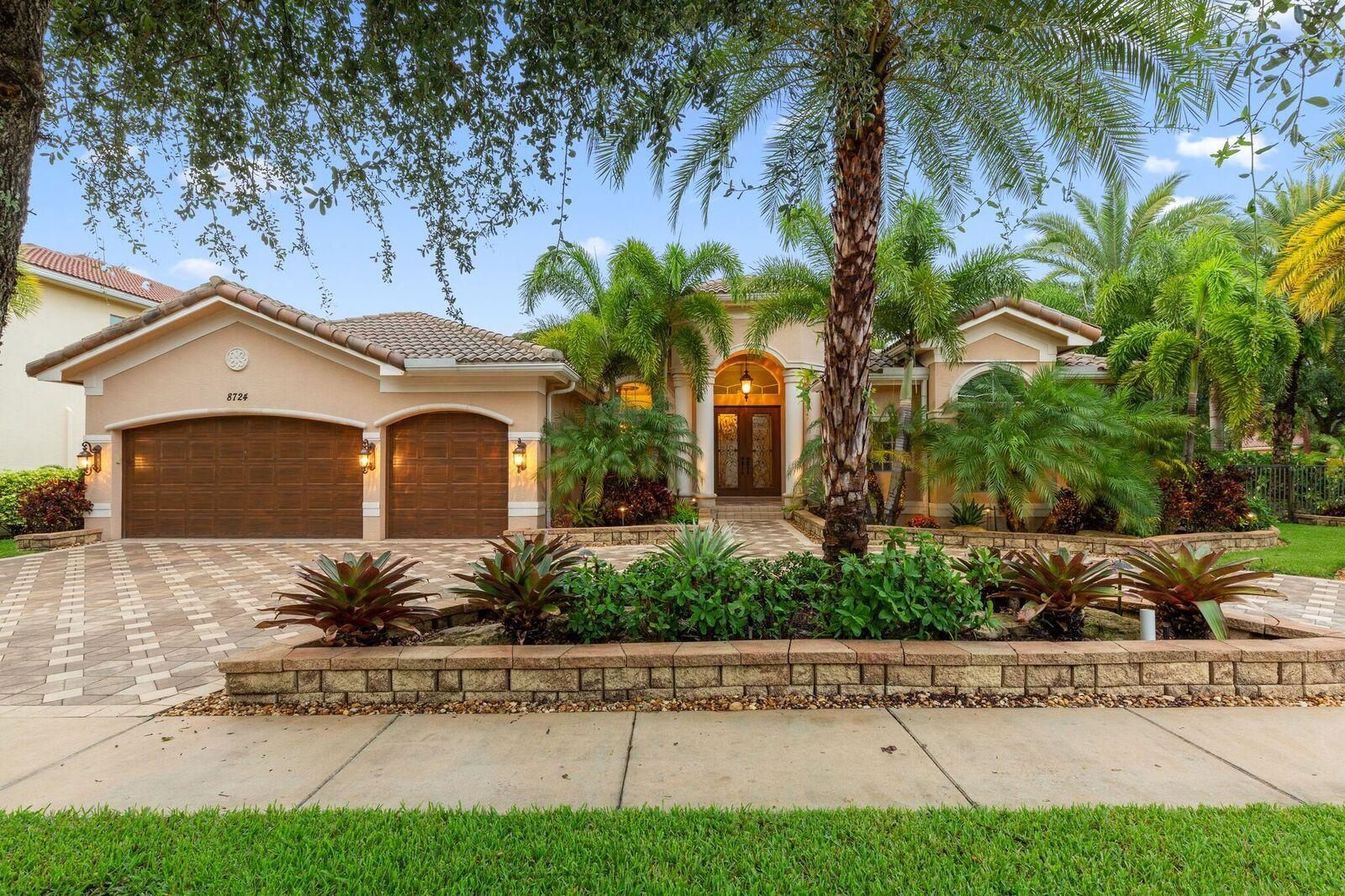 Home for sale in CANYON ISLES 2 Boynton Beach Florida