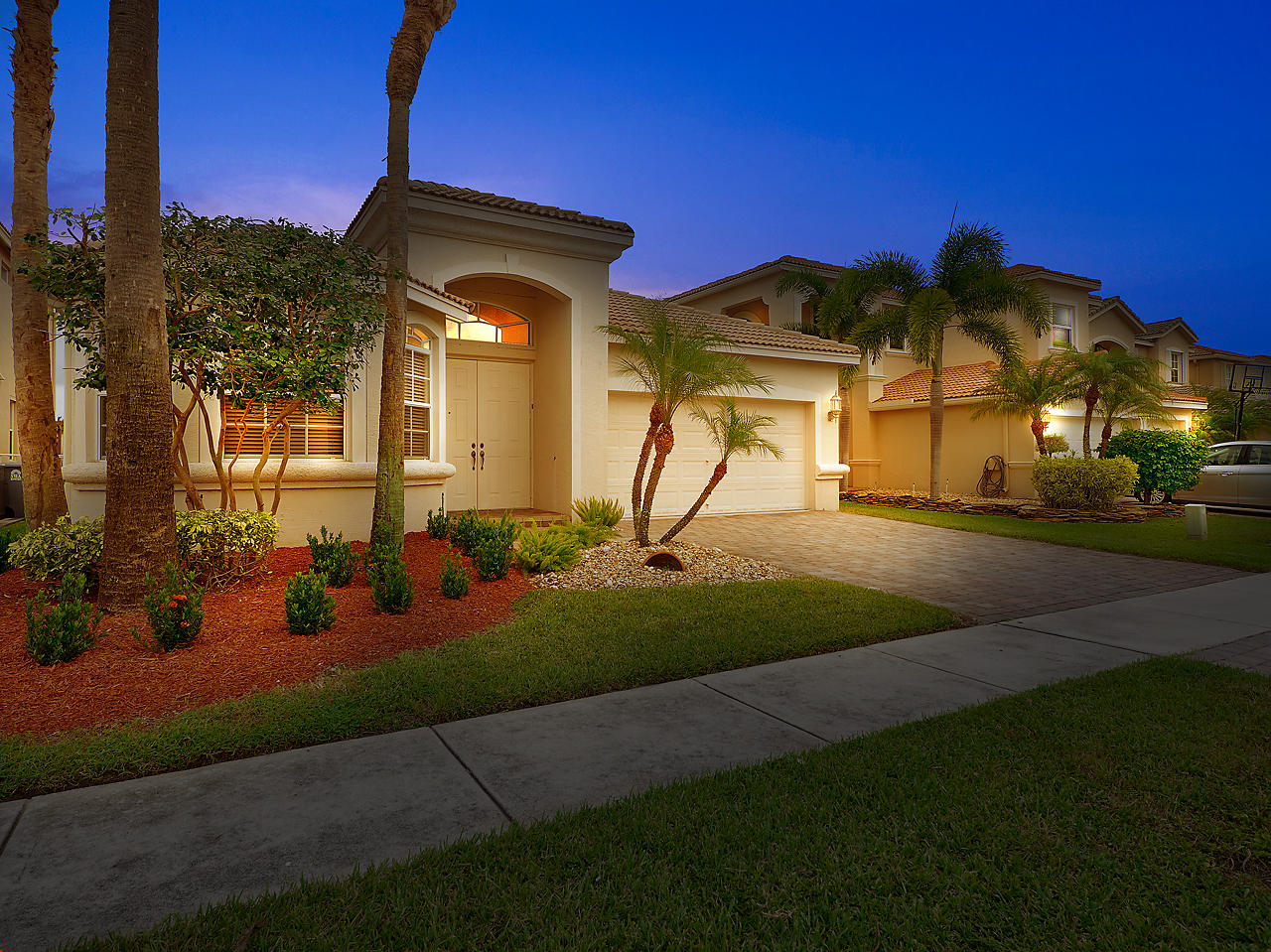 Home for sale in ISOLA BELLA Lake Worth Florida
